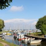 www.watndesign.de Hafen in Langballigau