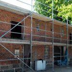 Urlaub in Nordballig - Der Umbau beginnt